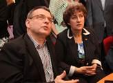 Lubomír Zaorálek a Alena Gajdůšková