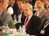 Jaroslav Lobkowicz na sněmu TOP 09