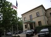 Budova vyslanectví Slovenské republiky