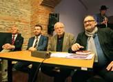 Předání prvního ročníku Krameriovy ceny za nezávis...