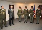 Náčelník Generálního štábu AČR armádní generál Pet...