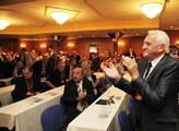Prezident Miloš Zeman zavítal na předvolební setká...