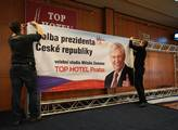 Volební štáb Miloše Zemana