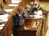Premiér Andrej Babiš odpovídá