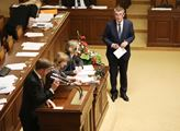Pravidelné interpelace na premiéra Andreje Babiše ...