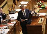Obrovská slovní facka Petříčkovi! Premiér Babiš ve Sněmovně ministra totálně zpražil za to, co vykládal o Ukrajině