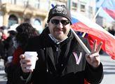 Na neděli byly v Praze ohlášeny dvě demonstrace pr...