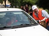 Ridiči z blokády silnic neměli moc radost