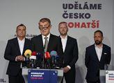 Start kampaně Hnutí ANO k letošním komunálním a se...