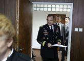 TK náčelníka generálního štábu Aleše Opaty a vrchn...