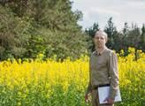 Někteří ochránci si dělají byznys z ekologie, ta jejich biopaliva a podobně, to jsou nesmysly, uvedl odborník na zemědělství