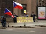 Protivládní protest (ilustrační foto)