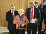 75. výročí Karpatsko-Dukelské operace a dne Českos...