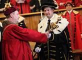Slavnostní inaugurace rektora UK Tomáše Zimy ve ve...