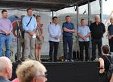 Kandidáti SPD se představili ve Zlíně