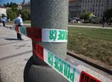 Policie ukončila stanový tábor hnutí Occupy Prague...