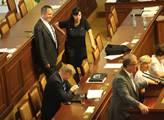 Miroslav Kalousek totiž zažádal také  o pauzu na j...