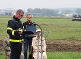 Premiér Andrej Babiš na Dnech NATO v Ostravě. Slav...