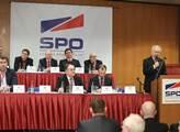 Volební sjezd Strany práv občanů