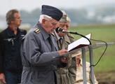 Válečný veterán, generál Emil Boček na Dnech NATO ...
