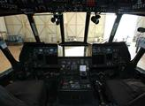 Kokpit nově modernizovaného vrtulníku Mi-171