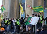 Žluté vesty protestovaly po celé Francii již dvacá...