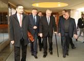 Prezident Miloš Zeman pronesl projev na sjezdu SPO