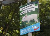 Předvolební Drážďany
