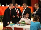 V hotelu Olšanka se koná 7. zasedání ÚVV ČSSD