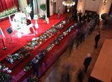 Gottova rodina se naposledy rozloučila s Mistrem v motolském krematoriu