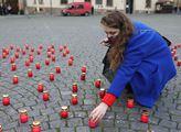 Připomenutí Arménů, kteří byli zabiti během války ...