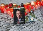 V den sedmého výročí úmrtí Václava Havla se v průb...