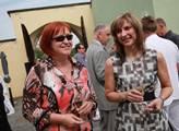Lenka Kohoutová a Ivana Řápková z ODS