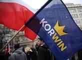 """VIDEO ,,Migranti jsou odpad a ženy mají vydělávat méně."""" Volby v Polsku: Tento muž uspěl"""