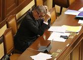Vláda chce prohlasovat schodek státního rozpočtu v...