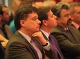 Zúčastnil se i ministr spravedlnosti Pavel Blažek
