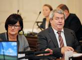 Poslanec a předseda KSČM Vojtěch Filip