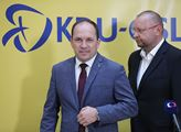 Mezi navrhovanými kandidáty na šéfa KDU-ČSL je i Matek