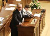 Hlasování o novele zákona o majetkovém vyrovnání s...