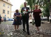 Poslankyně Jana Hnyková, poslanec Marek Černoch a ...