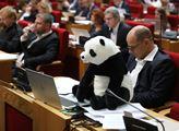 Konec partnerství s pandou