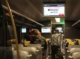 Z Ostravy vyjelo protestovat jen několik cestující...