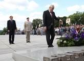 Na pražském Vítkově proběhlo slavnostní shromážděn...
