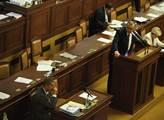 Projednávání novely daňového zákona, zvláštěpak za...