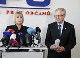 Briefing k zahájení sběru podpisů k opětovné kandi...