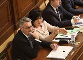 Ministr vnitra v demisi Lubomír Metnar. Také působ...