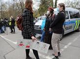 Milion chvilek zorganizovalo protest před ruskou a...