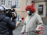 Happening hejtmanů krajů a starostů obcí v souvisl...