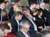 Miloš Zeman složil ve Vladislavském sále prezident...
