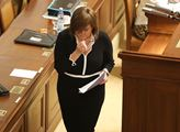 Alena Schillerová, místopředsedkyně vlády a minist...